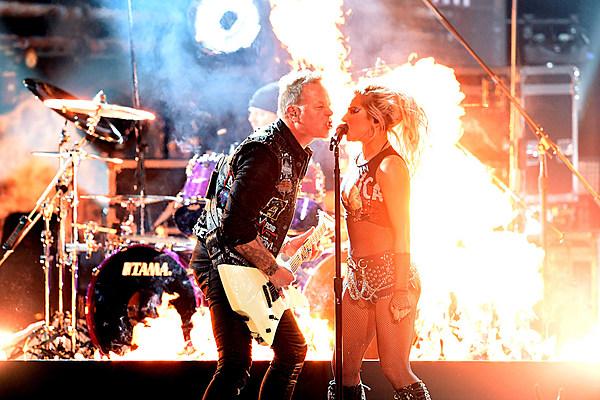Grammy Producer Apologizes to Metallica, Blames Onstage ...