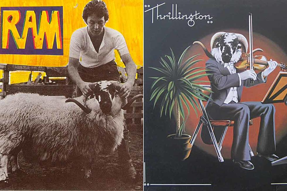 Did You Know Paul McCartney Once Secretly Covered 'Ram' as