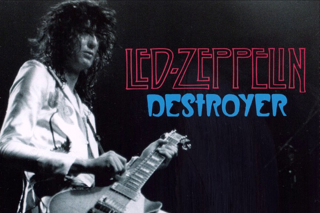 40 Years Ago: Led Zeppelin Play Titanic Cleveland Show Immortalized