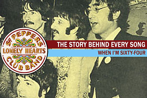 The Beatles Turn Back The Clock On 'When I'm Sixty-Four