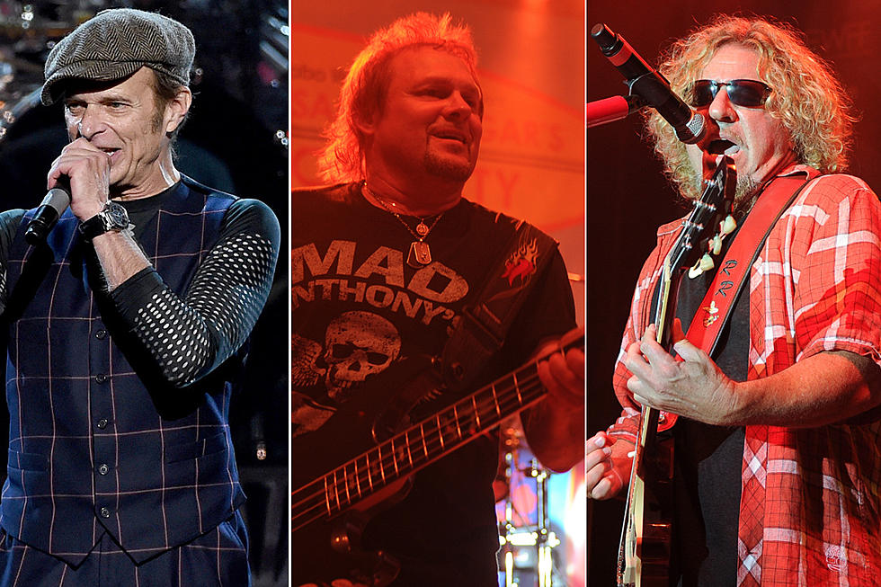 088276ba7f8 Michael Anthony Says Time is Right for Van Halen to Tour With Both David  Lee Roth and Sammy Hagar