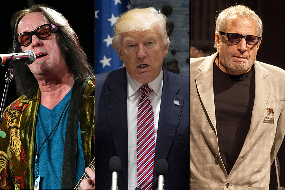 Todd Rundgren and Donald Fagen Take on Donald Trump in Video