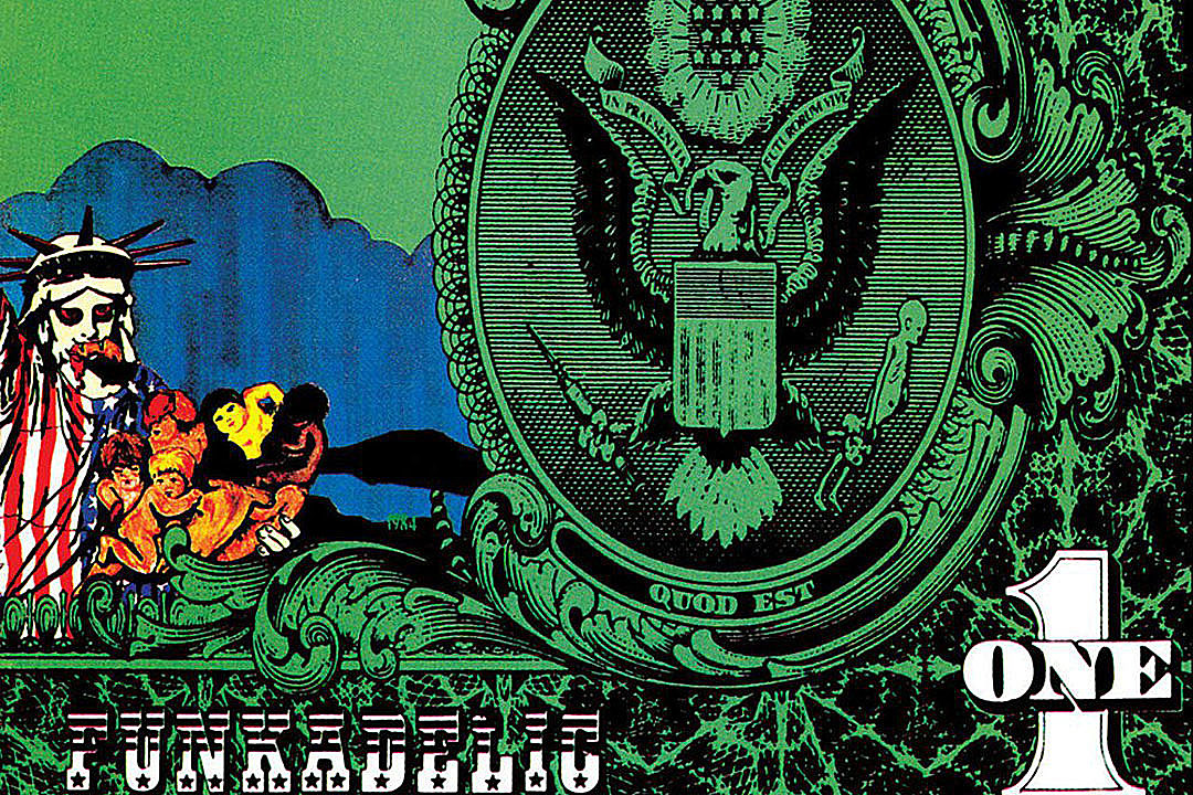 How Funkadelic's Funk Got Heavier on 'America Eats Its Young'