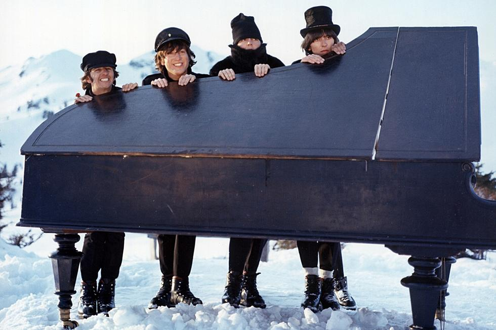 Behind-the-Scenes Footage From the Beatles' 'Help!' Surfaces