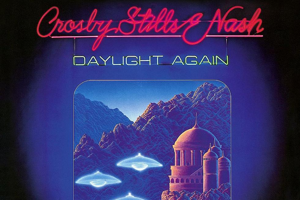 How Crosby, Stills and Nash Sorta Reunited for 'Daylight Again'