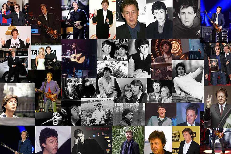 Paul McCartney Through the Years: 1948-2020 Photos