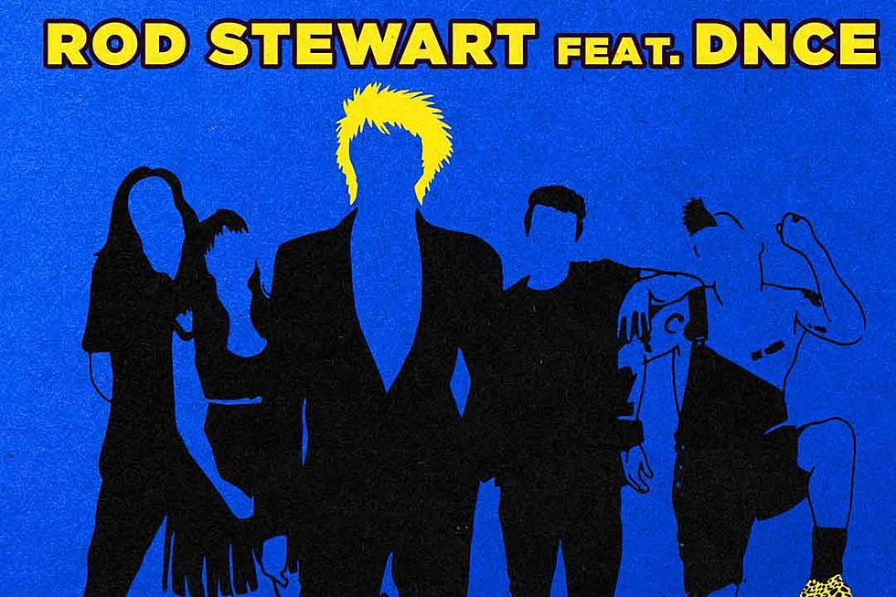 Rod Stewart Has Remade 'Da Ya Think I'm Sexy?' for a New