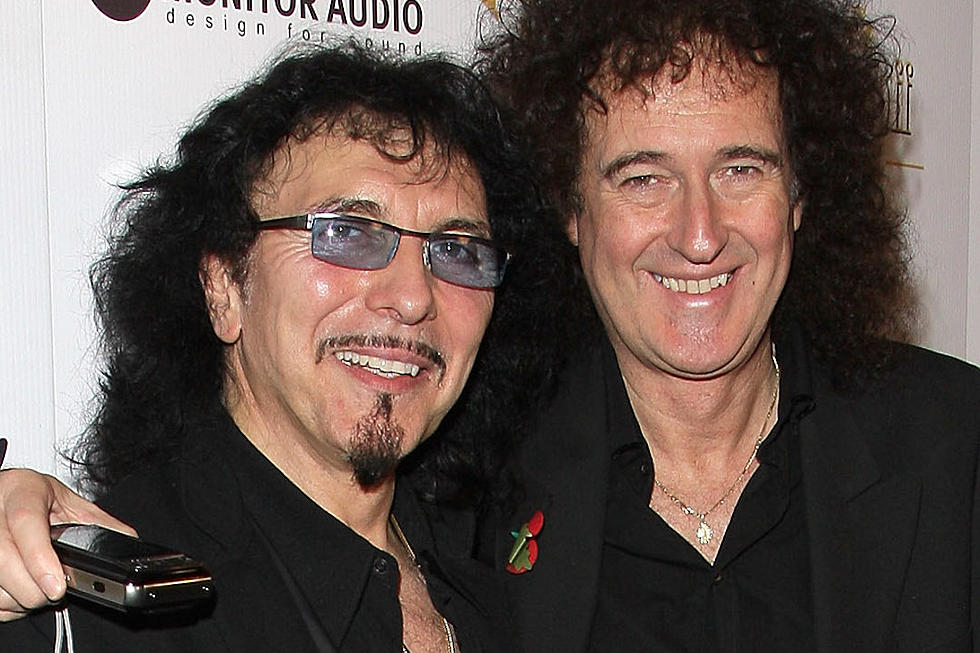 Tony Iommi's Album Project With Brian May Could Still Happen