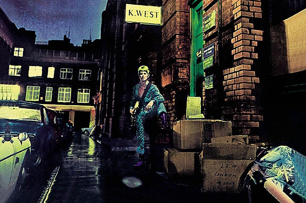 How David Bowie Created a Masterpiece With 'Ziggy Stardust'