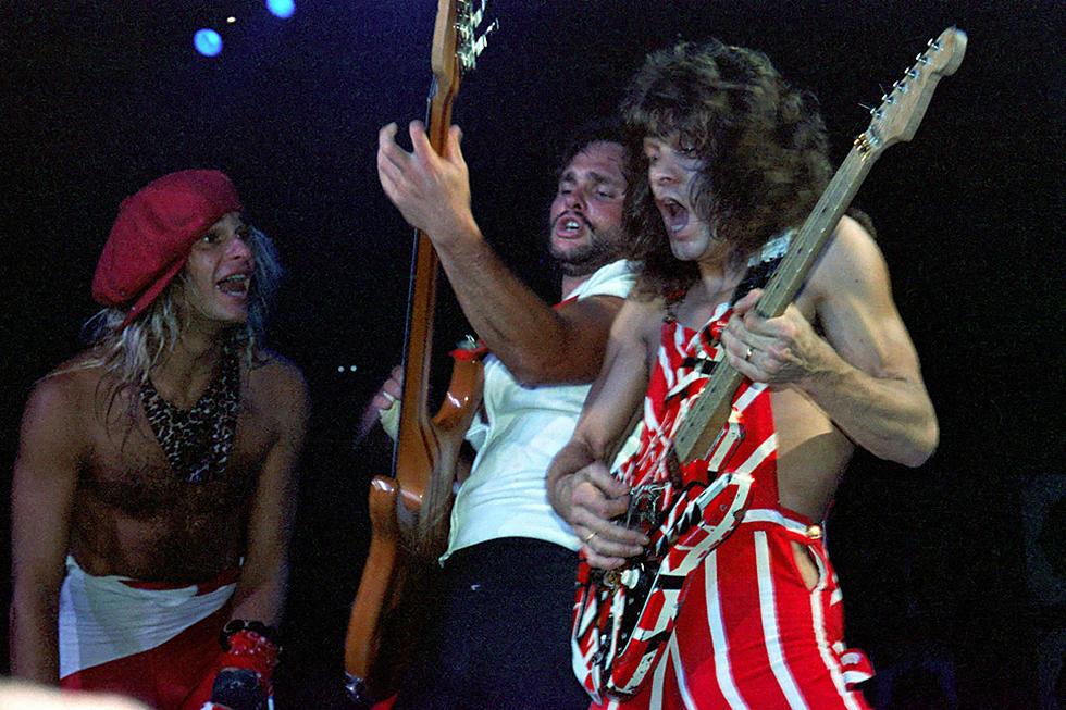 Why Van Halen Begrudgingly Returned For 1982 Tour