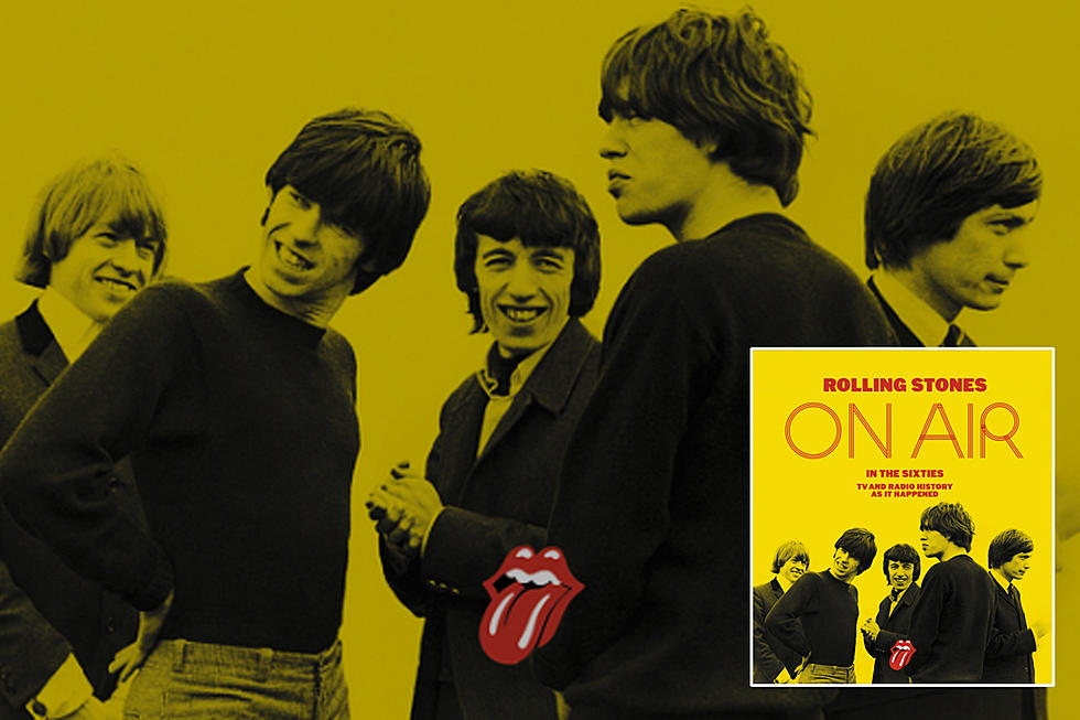 Rolling Stones To Release On Air