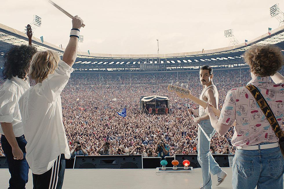 Bohemian Rhapsody' Live Aid Scene Shot in One Take