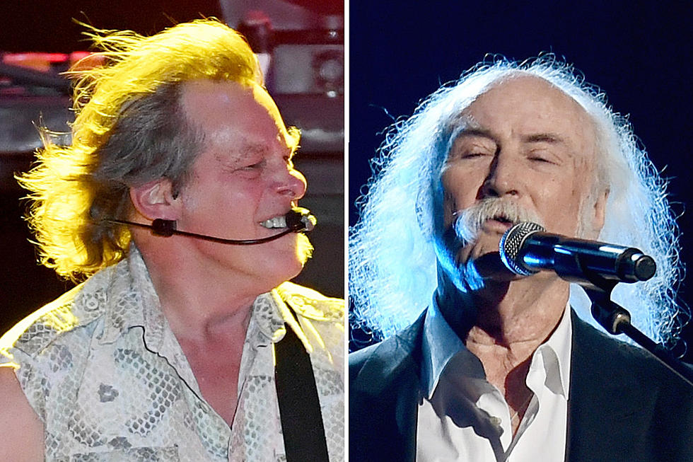 50b3853e988 Ted Nugent and David Crosby Are in a Hall of Fame War of Words