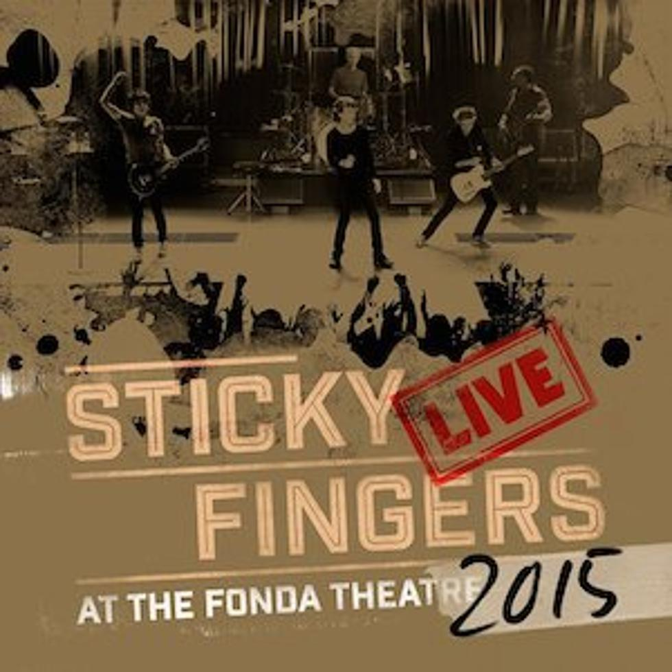 Rolling Stones, 'Sticky Fingers Live at the Fonda Theatre