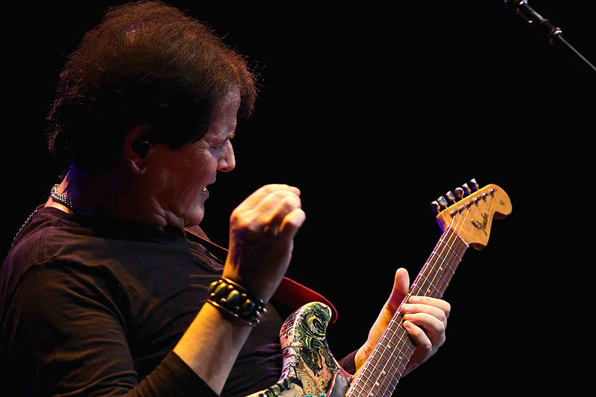 Trevor Rabin Says New Music With Former Yes Bandmates ...