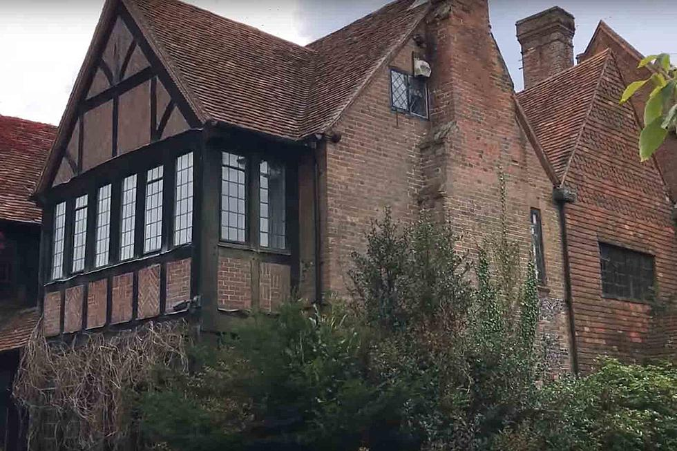 Watch Video From Abandoned Mansion Once Owned by David Gilmour