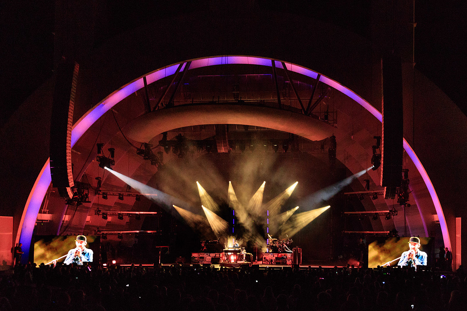 Hollywood Bowl Sets Extensive New Post Vegas Security Measures
