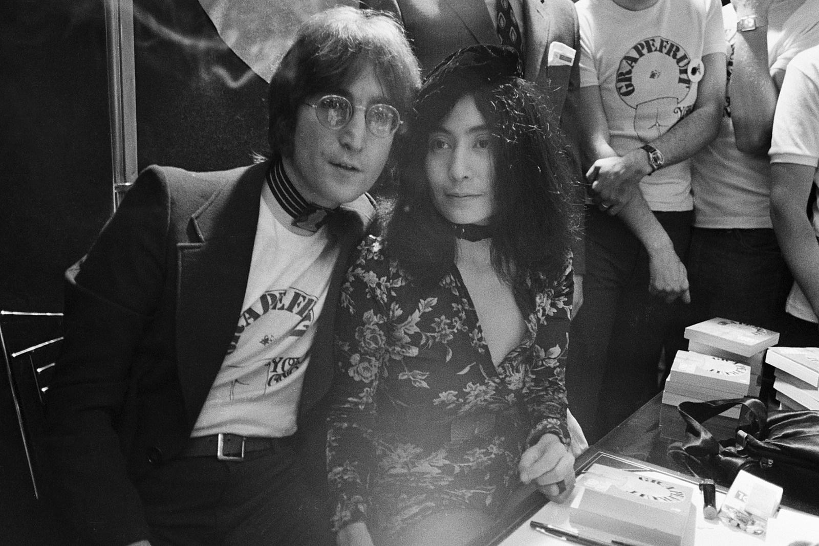 Top 10 Songs Inspired by Yoko Ono