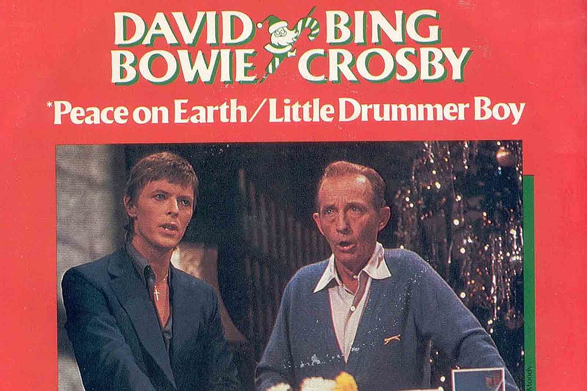 When David Bowie and Bing Crosby Rang in the Holidays