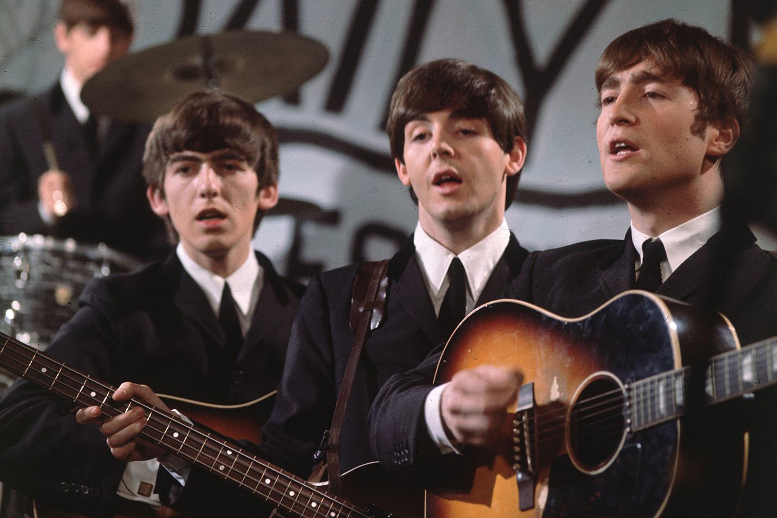 10 Heaviest Beatles Songs