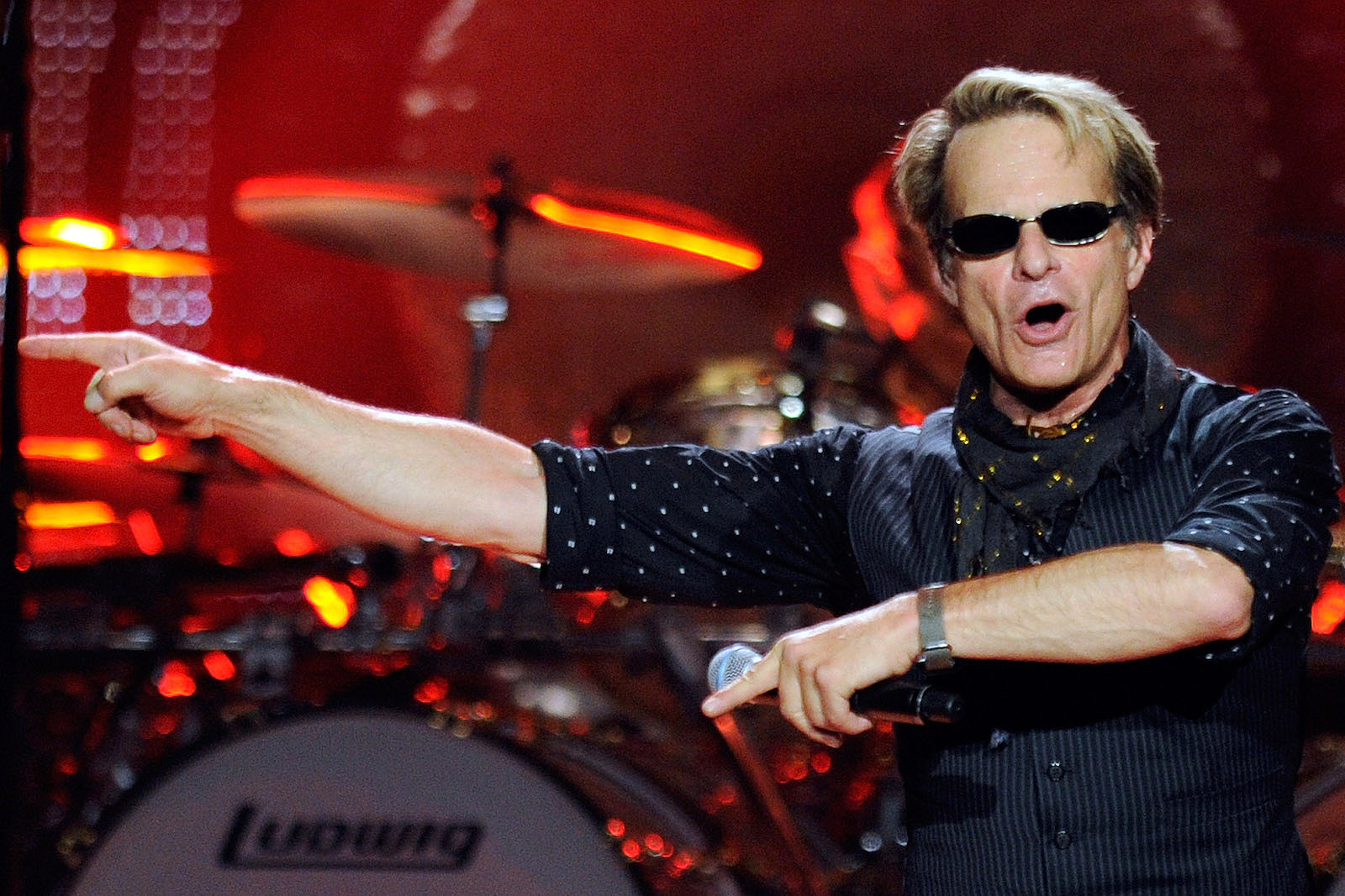 David Lee Roth S Crazy From The Heat Movie Script Surfaces