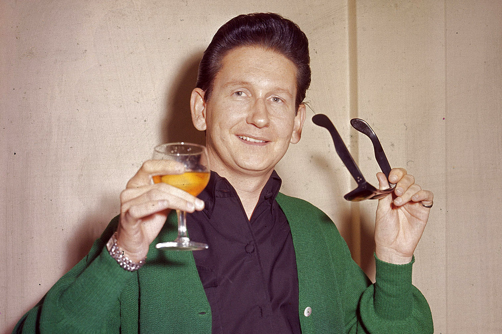 b9b178bd85 Roy Orbison s Son Reveals Why He Started Wearing Dark Glasses