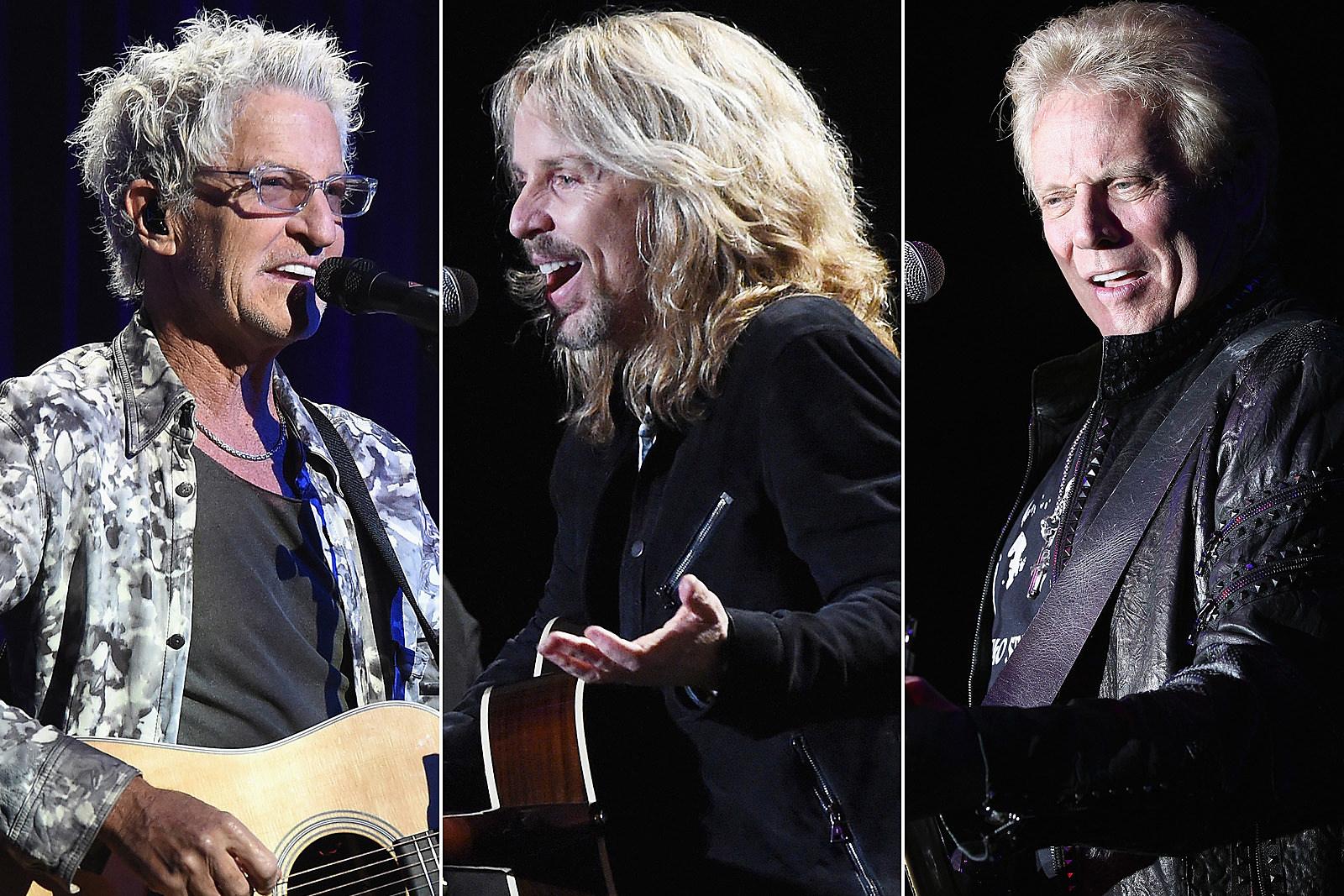 Styx To Tour U S With Reo Speedwagon And Don Felder