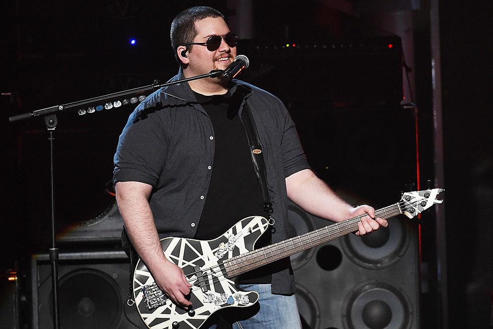 Wolfgang Van Halen Releases Clip From New Solo Album