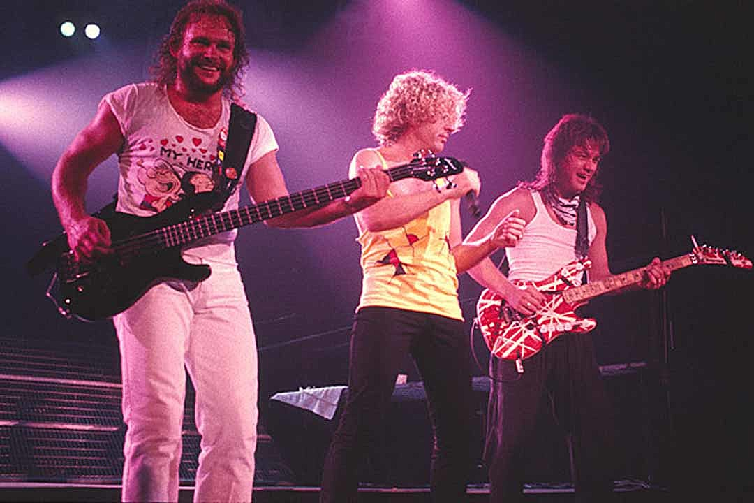 The Story of Van Halen's Unreleased Track 'I Want Some Action'