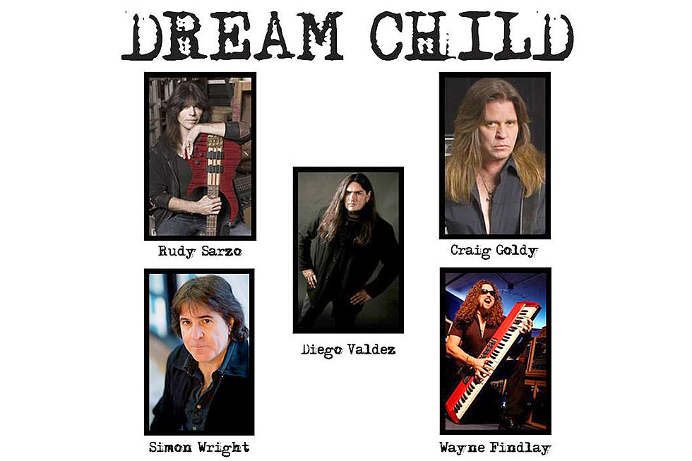 Former Ozzy, AC/DC and Dio Members Form New Band Dream Child