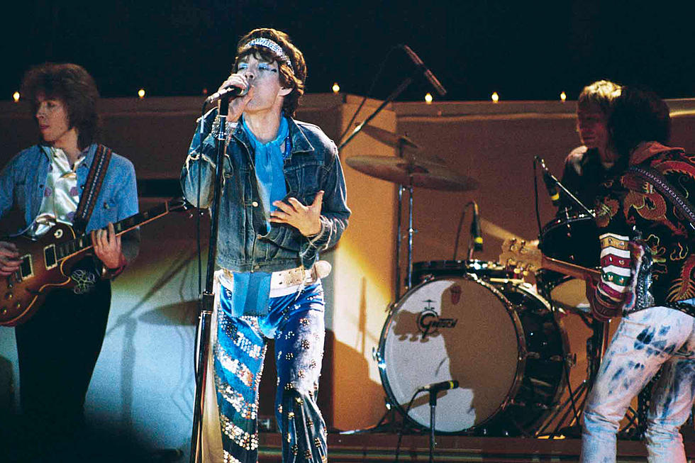 45 Years Ago: Rolling Stones Stage Benefit Concert for Nicaragua