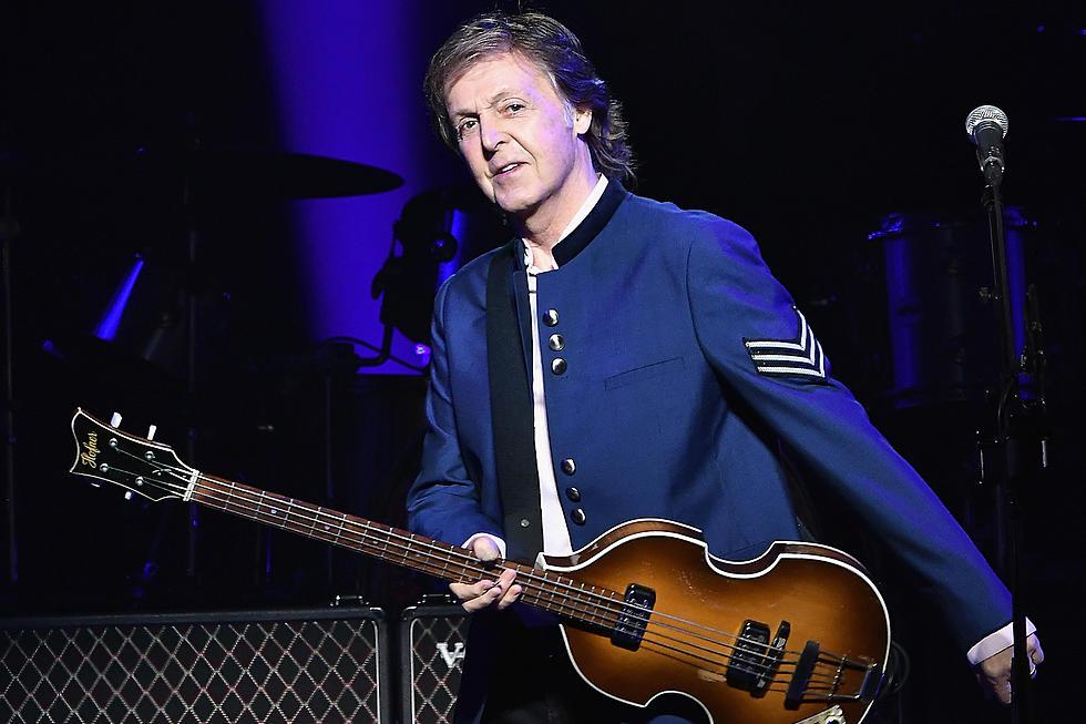 Paul McCartney 'Putting the Finishing Touches' on New Album