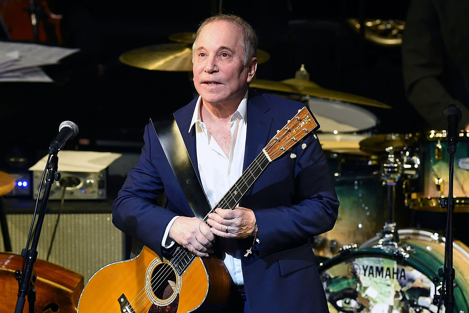 Paul Simon Says He's 'Finished' Writing Music