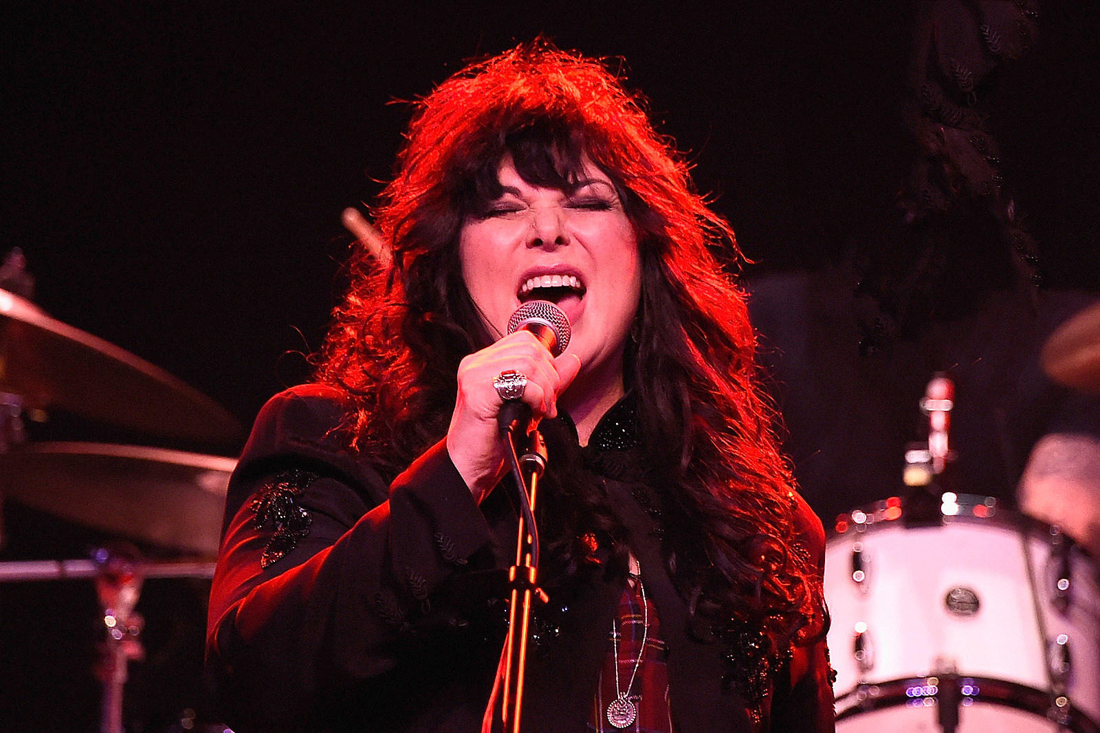 Why Ann Wilson Had 'Horrible Experience' Making Heart's '80s Hits