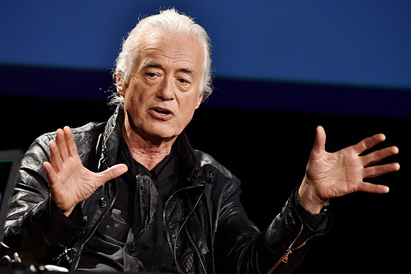 Jimmy Page Says A New Led Zeppelin Live Album Is In The Works