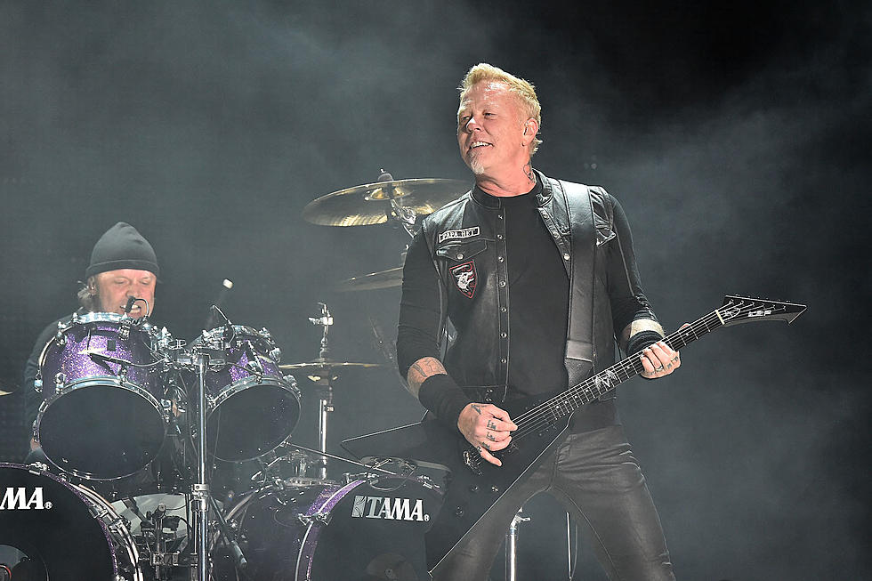 Metallica Confirm 2018 North American 'WorldWired' Tour