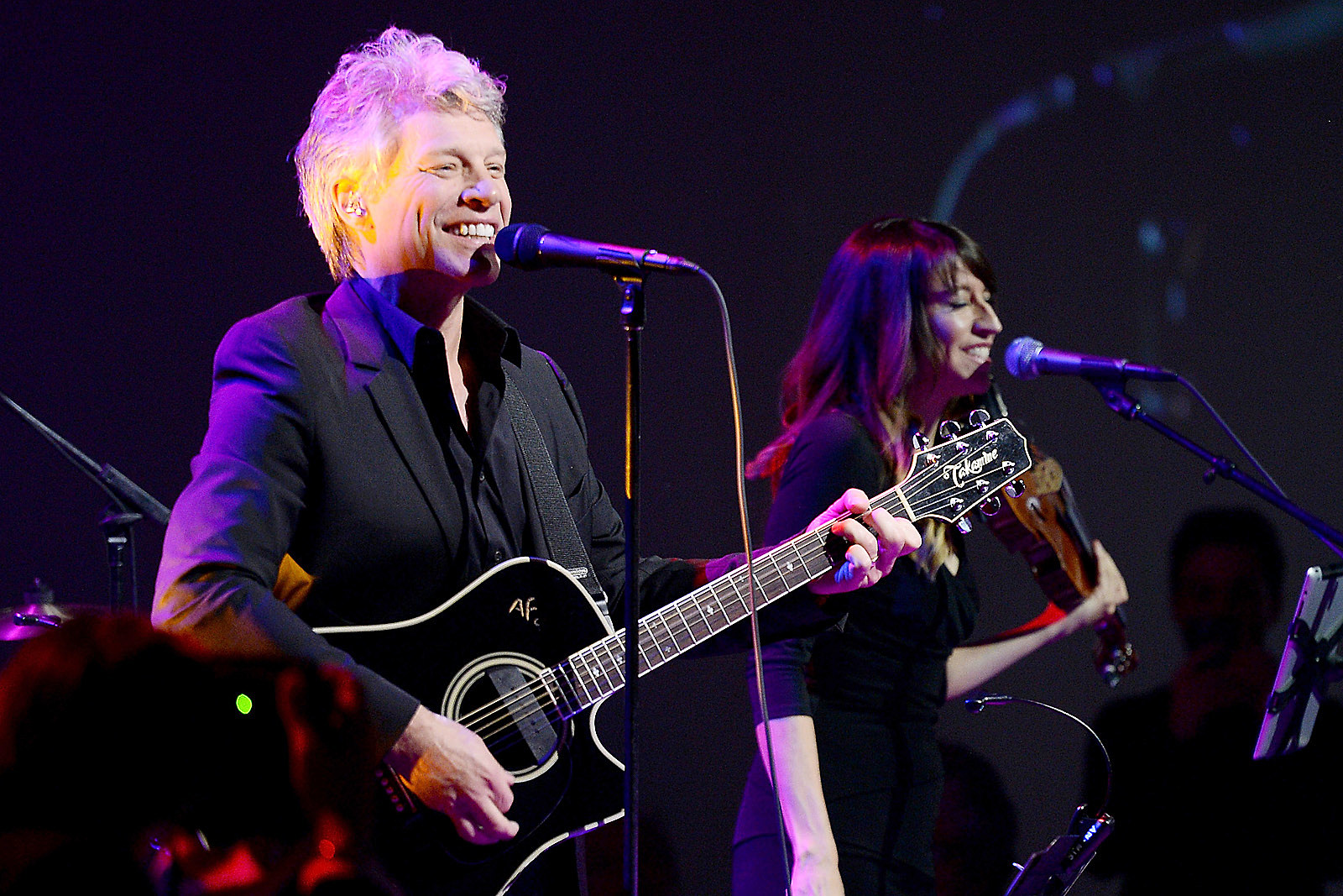 Jon Bon Jovi Announces His Own Brand of Wine