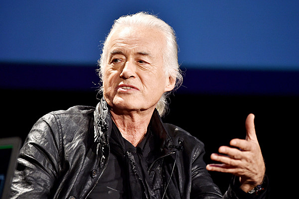 Jimmy Page Guarantees 'Stuff' Is On The Way In 2019