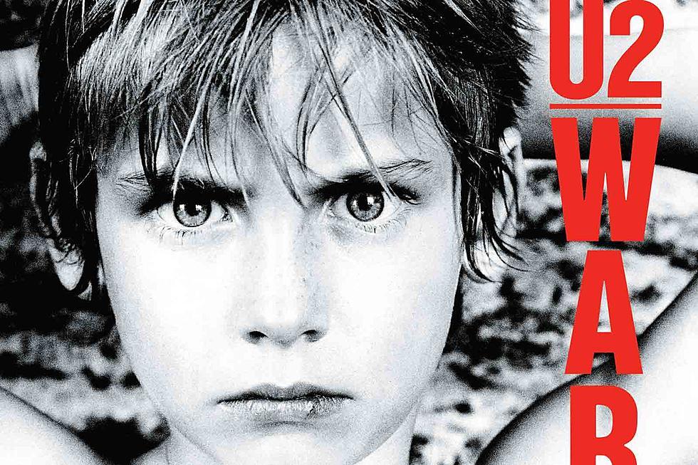 When U2 Aimed Big on Third Album, 'War'