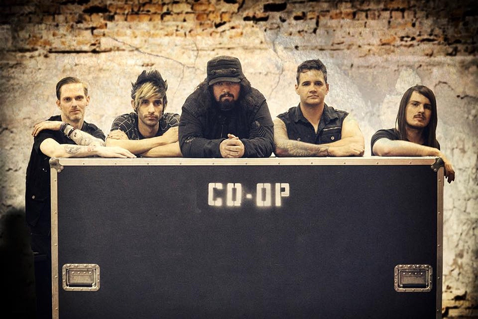 CO-OP, Band Led by Alice Cooper's Son Dash, Announce First LP