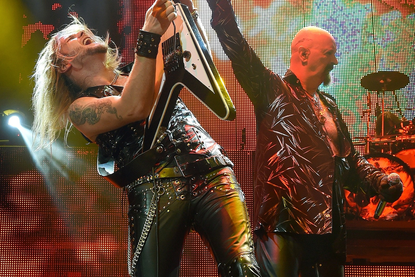 hell freezes over concert song list