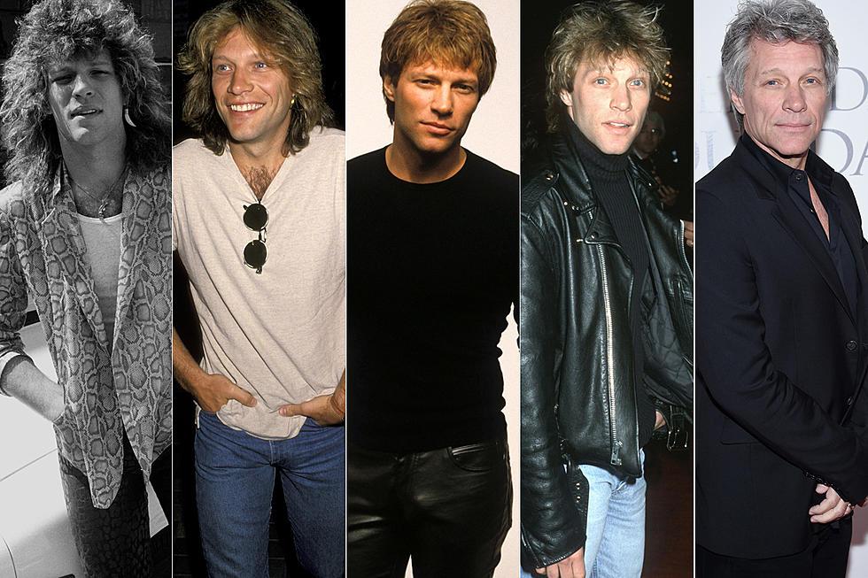 Jon Bon Jovi Year by Year: 1984-2019 Photos
