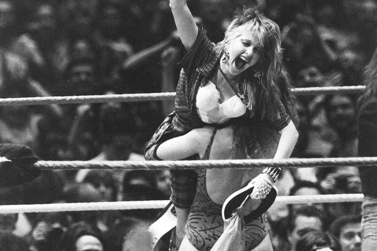 Why Cyndi Lauper Deserves To Be In The Wwe Hall Of Fame