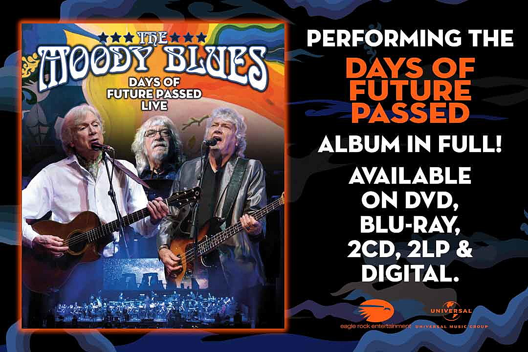 The Moody Blues perform 'Days Of Future Passed' Live! (Sponsored