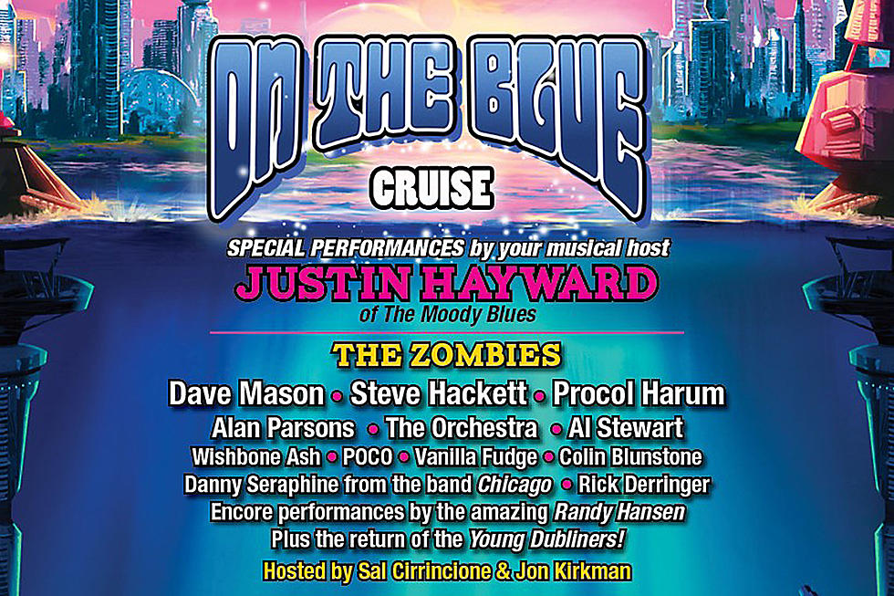 Blues Cruise 2020.Justin Hayward Leads On The Blue Cruise 2019