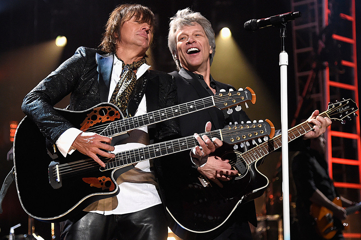 Jon Bon Jovi Wishes Richie Sambora Had His Life Together