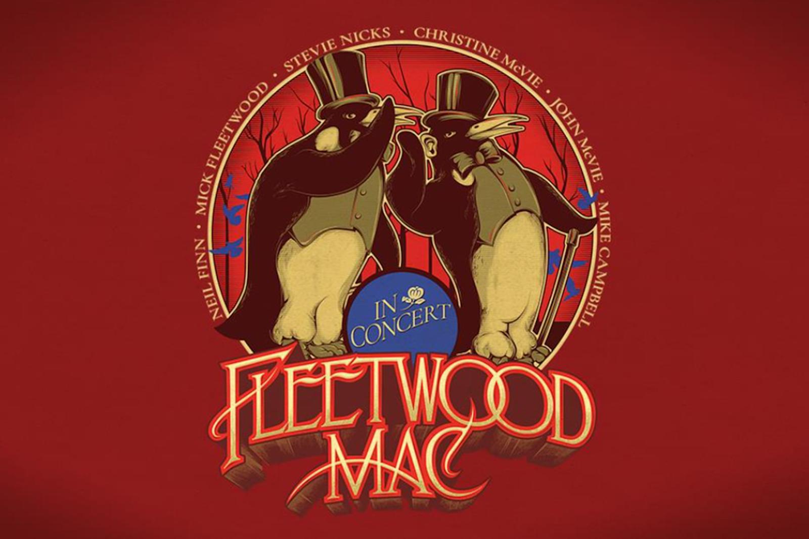 Fleetwood Mac Announce Expansive 2018-19 Tour