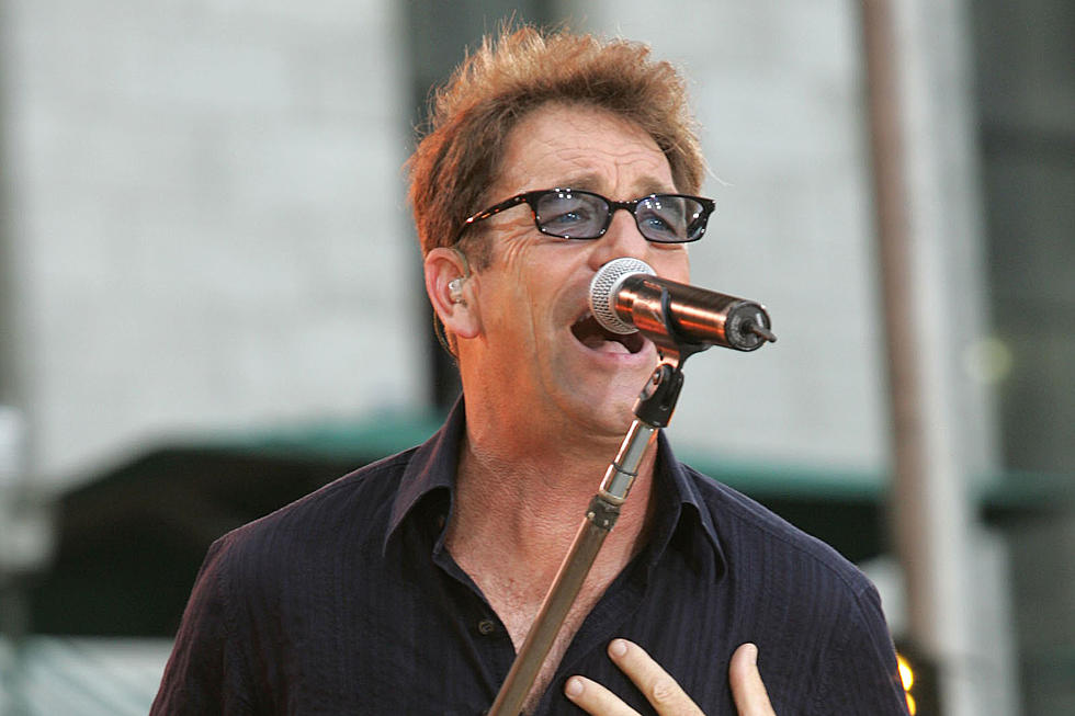 Huey Lewis Opens Up About His Hearing Loss