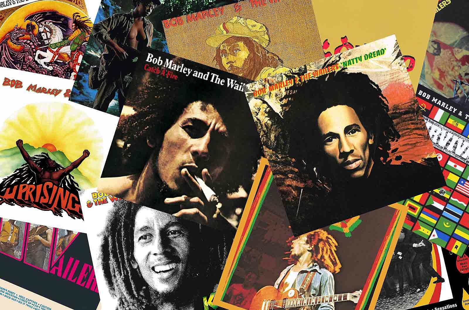 Bob Marley Albums Ranked Worst to Best 00a3f0c43