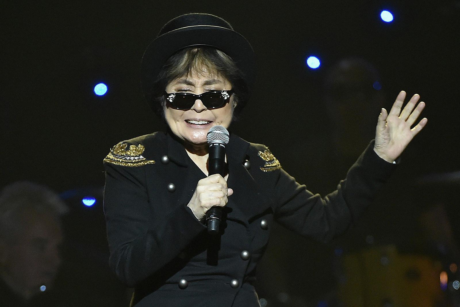 Yoko Ono Covers John Lennon S Imagine On New Album